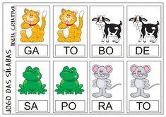 No Ideia Criativa você encontra sequência didática,  planos de aula para Educação Infantil, atividades e projetos pedagógicos. Home Schooling, Diy Projects To Try, Classroom, Comics, Kids, Montessori, Grammar, Gabriel, Puzzles