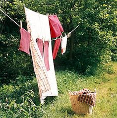 Brabourne Farm: Wash Day