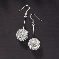 Moonlight Swarovski Earrings