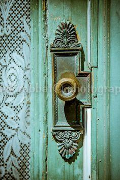 Come In  Fine Art Photography Doorknob by PatrickRabbatPhotos, $20.00