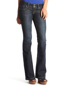 One of the  only jeans that come in short length and fit my curves. Plus they are inexpensive!