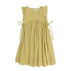April Showers - Netty dress (citronella)