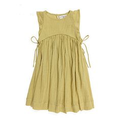 April Showers - Netty dress (citronella)