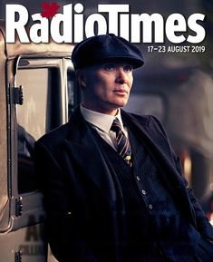 Cillian Murphy as Thomas Shelby Peaky Blinders - Cover 💙 Boardwalk Empire, Birmingham, Cillian Murphy Peaky Blinders, Beautiful Blue Eyes, Covergirl, Favorite Tv Shows, Movie Tv, My Style, Was