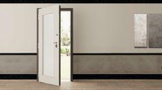 Fescodicalce, ambientazione ingresso, balsa in grassello di calce e polveri di marmo con colorazione a pigmenti in pasta.