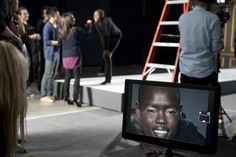 Lights, Camera, Action. Rachel Roy Fall '13- Fashion Week with Bobbi Brown Cosmetics #Bobbi4RR