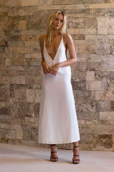Maurie & Eve - St Cloud Dress White