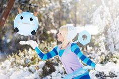 9 Awesome League Of Legend Winter Wonder Orianna Cosplay - http://boredomrage.com/league-of-legend-winter-wonder-orianna-cosplay-6134