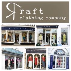 We have shops in our little family, Ledbury, Monmouth, Dunster, Witney and Newent. We stock beautiful brands in all shops and now you can buy online too! Independent Business, Clothing Company, Rafting, This Is Us, Shops, Clothes For Women, Stuff To Buy, Inspiration, Shopping