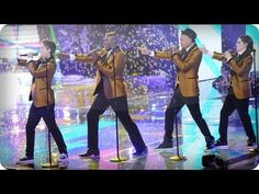 """NBC The Voice, """"I Want You Back"""", Jermaine Paul, Pip Andrews, Jamar Rogers and James Massone. Awesome performance."""