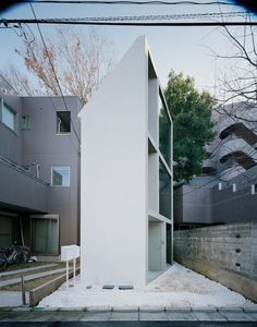 63.02° by Schemata Architects #architecture #apartment #tokyo