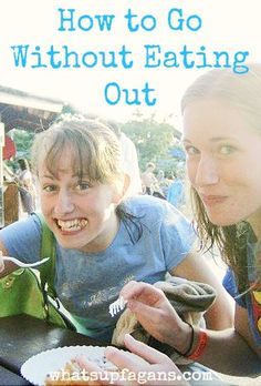 We successfully completed a No Eating Out Two Month Challenge to be healthier and save money too. Here's how our family of five did it and how you can too!