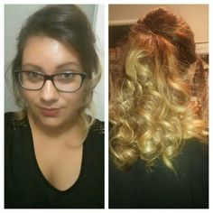 Updo I did on a friend today @crg8910