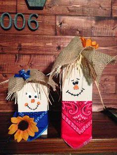 Wilker Do's: DIY Thanksgiving Decorations