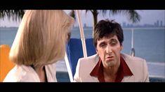 Remake: Scarface (1983) dir. Brian De Palma Original: Scarface (1932) dir. Howard Hawks