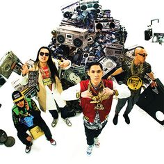 """Far East Movement's """"Dirty Bass"""" Now Available Internationally on iTunes"""