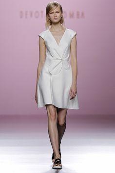 Madrid Fashion Week Devota & Lomba Primavera-Verano 2015 | telva.com