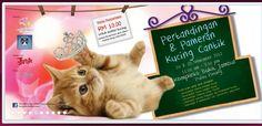 http://youtu.be/vNPag37s1Yo 24-25 Nov 2012  Pertandingan &   Pameran Kucing Cantik  Venue : Kompleks Bukit Jambul  Time : 11am - 5pm