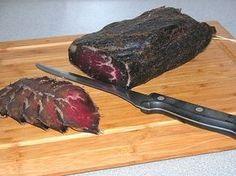 Rindfleisch, getrocknet, ein sehr leckeres Rezept aus der Kategorie Haltbarmachen. Bewertungen: 24. Durchschnitt: Ø 3,6.