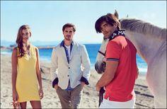 Bright Colour Meets Classic Elegance: the La Martina Spring/Summer 2015 Collection : GoDubai.com