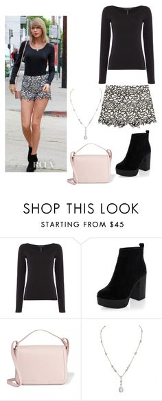 """""""Steal the style~ Taylor swift"""" by gianna-rose-bieber-kane ❤ liked on Polyvore featuring Alice + Olivia, Sarah Pacini, New Look and Dolce&Gabbana"""