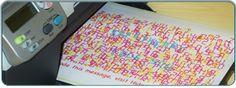 HIDE 'N SEE - Secret Messages Link: http://hidesee.com/