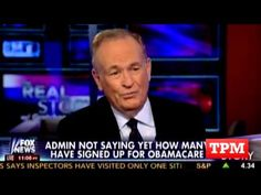 O'Reilly: Obama Acting Tough On Health Care Because He Was Weak On Syria