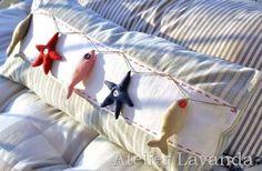 balıklı yastık