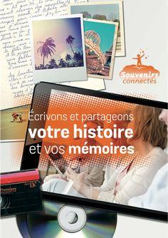 Avec Souvenirs Connectés, en plus d'un nom sur un arbre généalogique, offrez votre histoire et vos mémoires. Une nouvelle ou un roman...