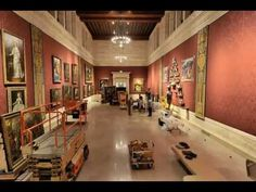What took months, you can watch in seconds. See this gallery of masterpieces at the Museum of Fine Arts, Boston transformed.