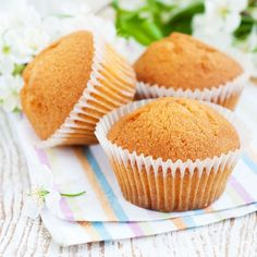 Looking for a healthy, sweet treat? These ginger zucchini muffins are great for the kids, the office or just hanging out at home.