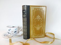 The Gallic Wars and The Civil War by Julius Caesar / Books That Have Changed Man's Thinking Series, 1968 / Faux Leather and Gilt by BumperBoxofDelights on Etsy