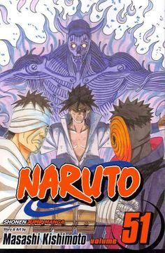 Naruto 51: Sasuke Vs. Danzo!!