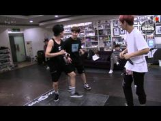 [BANGTAN BOMB] Attack on BTS at dance practice - YouTube