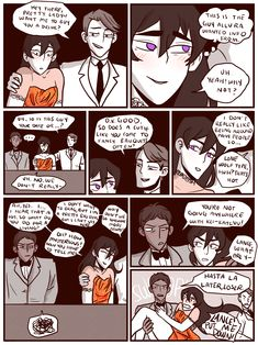 Lance can't handle it any longer. This is a part two to this comic that explains why Keith is in a dress and has long hair! Other spy au content I've indulged myself with: + + + + + <<< I FINALLY FOUND THE SECOND PART Voltron Memes, Voltron Comics, Voltron Fanart, Form Voltron, Voltron Ships, Voltron Klance, Klance Cute, Cute Gay, Voltron Keith And Lance