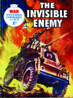 GIORGIO De GASPARI - The Invisible Enemy - 1959 War Picture Library #22