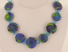 How to make swirl beads! Works great once you get the hang of it!