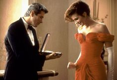 Pretty Woman, best movie ever! My absolute favourite of all movies. Love, love, love Julia Roberts.