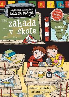 Záhada v škole - Martin Widmark, Helena Willis Namaste, Peanuts Comics, Ebooks, Illustration Art, Comic Books, Historia, Africa, Cartoons, Comics