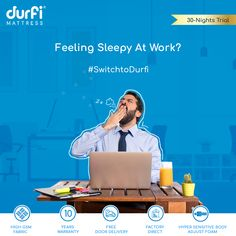 Is your productivity at work getting affected by poor sleep? mattress tonight and experience the best sleep with Orthopedic Care. To know more about us, visit 👉 poster Graphic Design Brochure, Food Graphic Design, Freelance Graphic Design, Graphic Design Inspiration, Ads Creative, Creative Advertising, Advertising Design, Advertising Campaign, Social Media Branding