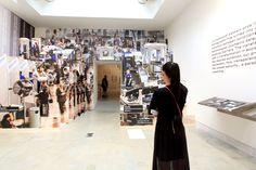 Venice Biennale 2014: Central Pavilion elements of architecture (e o a)  Door
