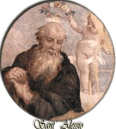 Today with the Saints February 17: Saint Alexis Falconieri •Activity: Write a note of thanks to the person in your parish who handles many of the little details.