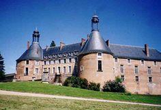 Le Château de Saint-Fargeau - Puisaye - Yonne