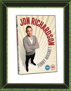 Jon Richardson - Funny Magnet