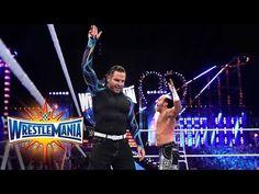 Matt & Jeff Hardy make a shocking return to WWE: WrestleMania 33 (WWE Network Exclusive) - YouTube