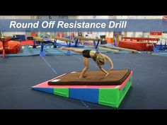 Round Off Resistance Drill - YouTube