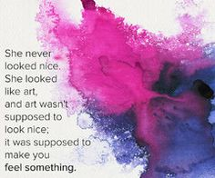 from Eleanor and Park by Rainbow Rowell Eleanor And Park, Favorite Book Quotes, Rainbow Rowell, Love Life Quotes, Literary Quotes, Abstract Photos, Amazing Quotes, Book Nerd, Watercolor Flowers