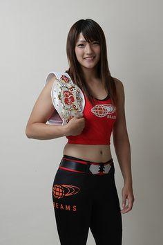 Rena Kubota | www.squidoo.com/the-best-in-female-mma-3 | Sabre Blade | Flickr