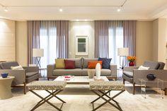 Decoração de Interiores Apartamento Vila Madalena - Decoradora de Interiores Marilia Veiga