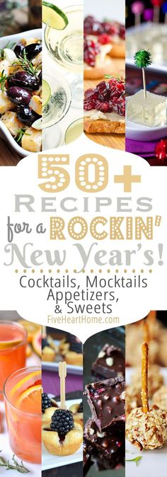 New-Years-Eve-Recipes-Cocktails-Mocktails-Appetizers-Sweets-by-Five-Heart-Home_700pxCollage2